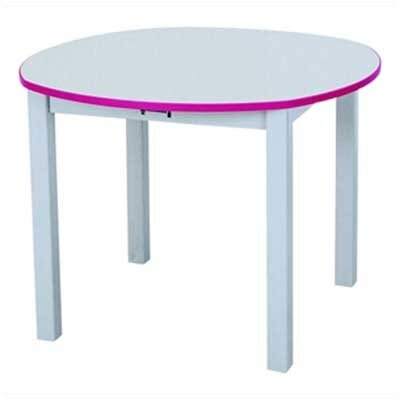 "Jonti-Craft Rainbow 30"" Round Classroom Table"