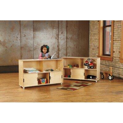 Jonti-Craft TrueModern Storage Shelf