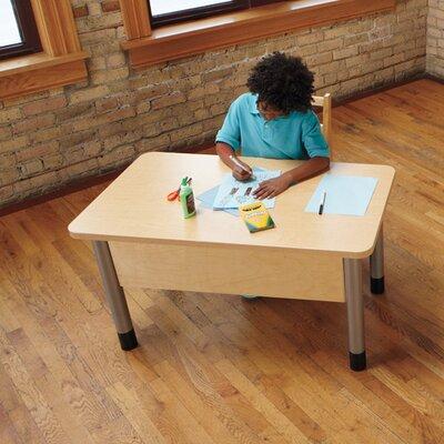 "Jonti-Craft TrueModern 42"" x 24"" Rectangular Classroom Table"