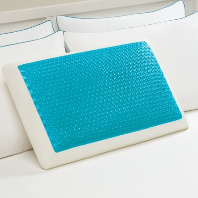 Comfort revolution hyrdraluxe memory foam bed pillow for Bed pillows reviews