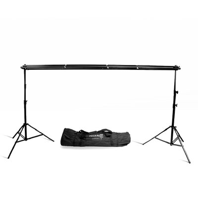 Square Perfect Triple Play Photo Backdrop Stand