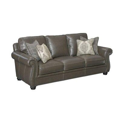 Charleston Leather Sofa by Simon Li