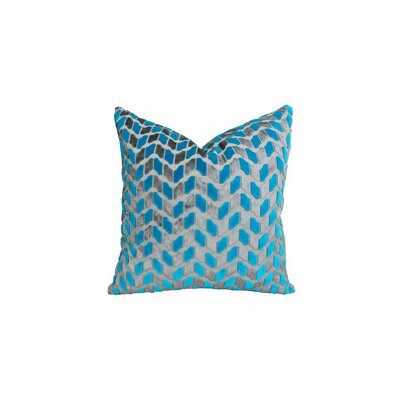 Deep Sea Dive Double Sided Throw Pillow by Plutus Brands