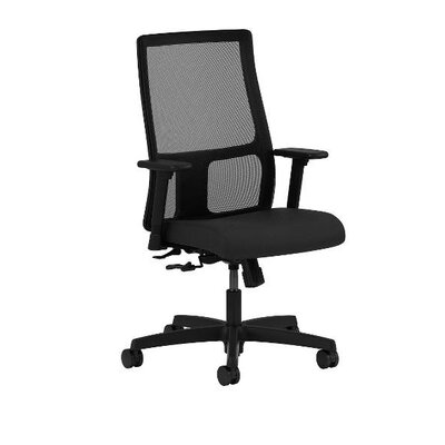 HON Ignition Low-Back Mesh Chair in Grade III Fabric