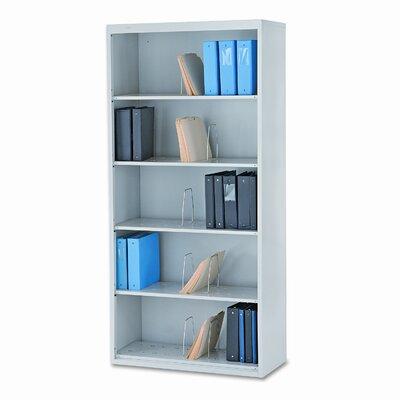 """HON 600 Series Jumbo Open File 75.88"""" Standard Bookcase"""