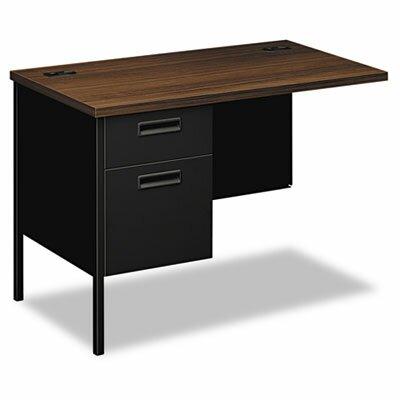 HON Metro Classic Series Workstation Left Desk Return