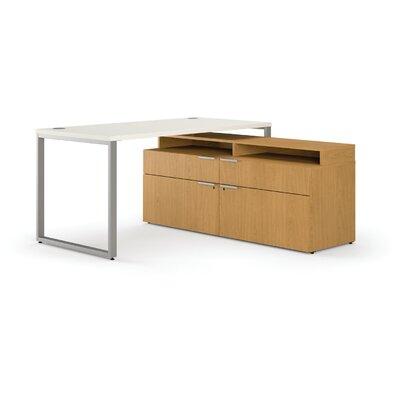 HON Voi L-Shape Executive Desk