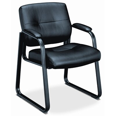 HON Basyx Leather Office Chair