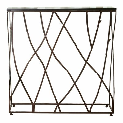Global Views Branch Console Table