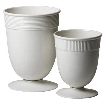 Banded Vase by Global Views