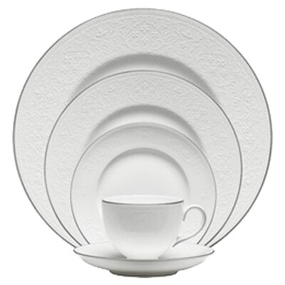 English Lace 5 Piece Place Setting by Wedgwood