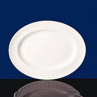 Wedgwood Nantucket Basket Oval Platter