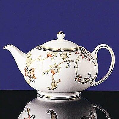 Wedgwood Oberon 0.7-qt. Flora Teapot