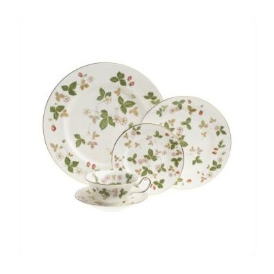 Wild Strawberry Dinnerware Collection by Wedgwood