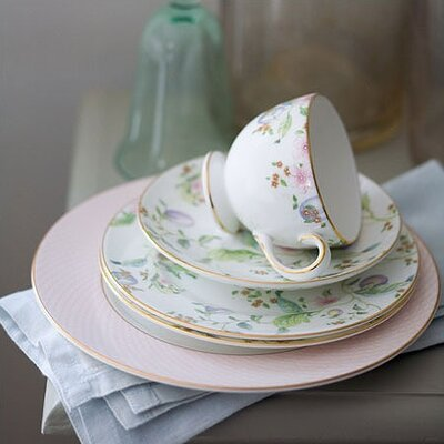 Sweet Plum Dinnerware Collection by Wedgwood