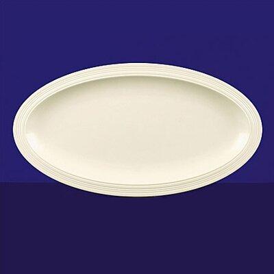 Jasper Conran Casual Cream Oval Platter