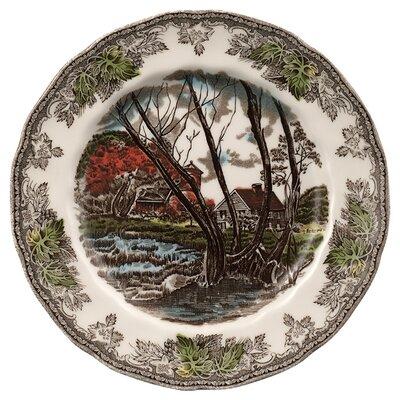 "Johnson Brothers Friendly Village 7.75"" Salad Plate"