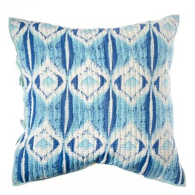 Rhadi Living Medallion Cotton Pillow Euro Sham