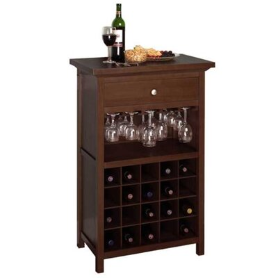 Winsome Regalia 20 Bottle Wine Rack