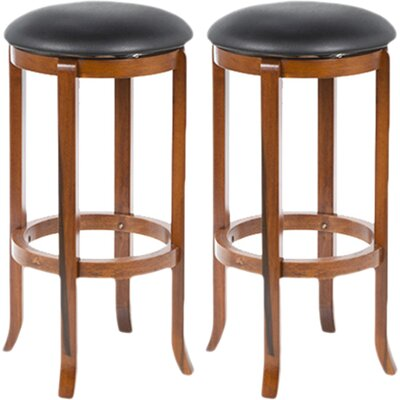"Winsome 30"" Swivel Bar Stool with Cushion"