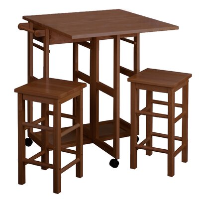 3 Piece Dining Set by Winsome