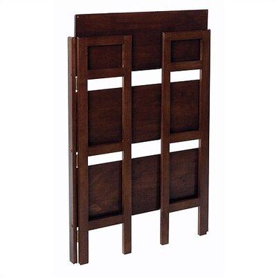 "Winsome Basics Folding 38.5"" Standard Bookcase"