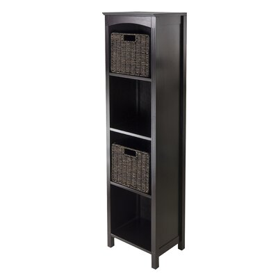 Winsome Terrace 2 Drawers 5 Tier Storage Shelf