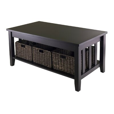 Morris Coffee Table by Winsome