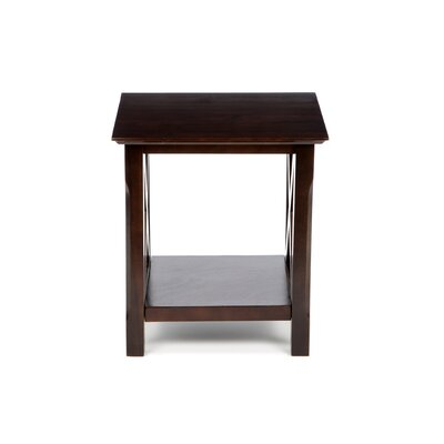 Xola End Table by Winsome