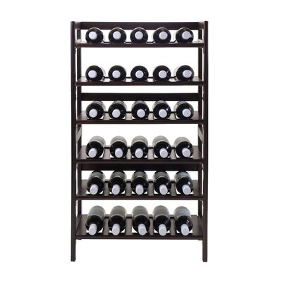 Silvi 30 Bottle Wine Rack by Winsome