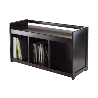Addison Wood Storage Bench by Winsome