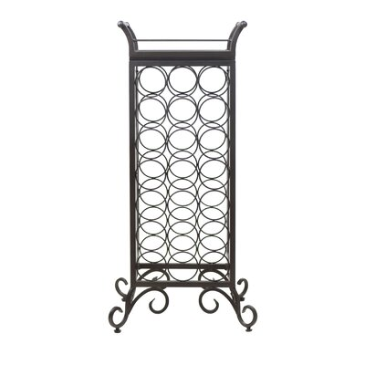 Silvano 21 Bottle Tabletop Wine Rack by Winsome