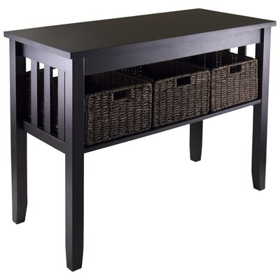 Morris Console Table by Winsome