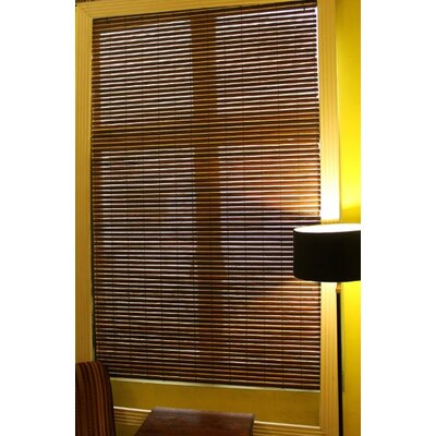 Simply Wood Roman Shade Product Photo