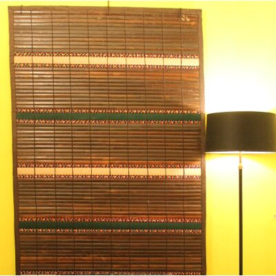 Window Dressing Simply Wood Dense Forest Roller Shade