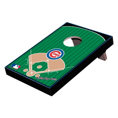 MLB Mini Table Top Bean Bag Toss Game by Tailgate Toss
