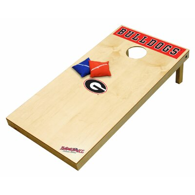 NCAA Extra Large Cornhole by Tailgate Toss