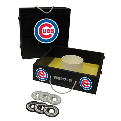 MLB Washer Toss Game Set by Tailgate Toss