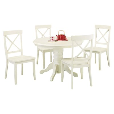 Home Styles 5 Piece Dining Set II