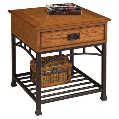 Howard End Table by Alcott Hill
