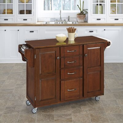 Create-a-Cart Kitchen Island Product Photo