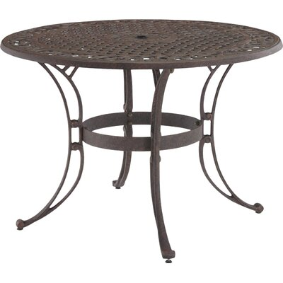 Home Styles Outdoor Round Dining Table