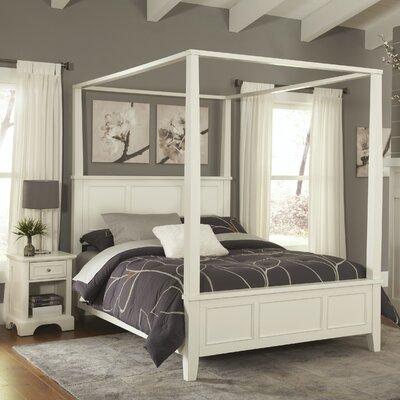 Home Styles Naples Panel 2 Piece Bedroom Set