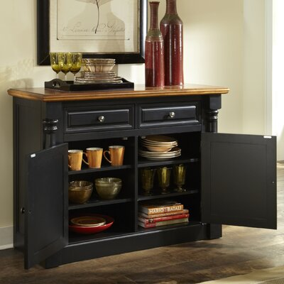 Monarch Buffet by Home Styles
