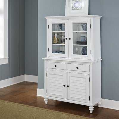 Bermuda Buffet and Hutch by Home Styles