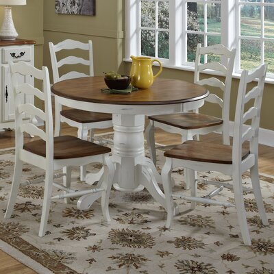 Home Styles French Countryside 5 Piece Dining Set