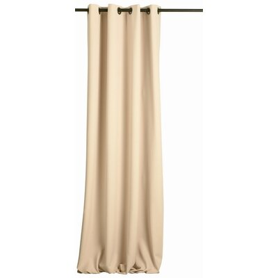 Grommet BlackOut Curtain Single Panel Product Photo