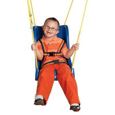 FlagHouse Full Support Small Swing Pommel Seat