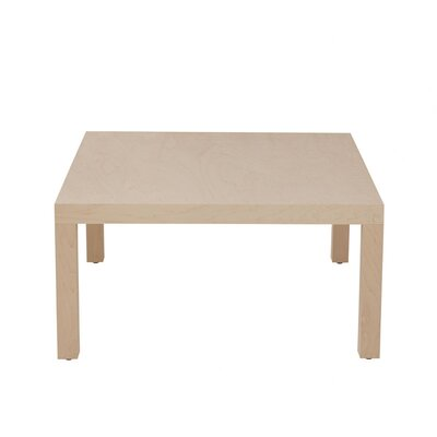 Parsons Coffee Table by Urbangreen