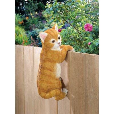 Climbing Cat Decor by Zingz & Thingz